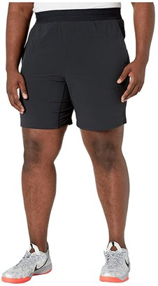 Nike Big Tall Flex Shorts Active (Black/Black/Iron Grey) Men's Shorts