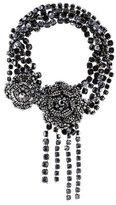 Vera Wang Crystal Multi-Strand Necklace