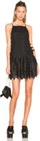 No.21 No. 21 Lace Mini Dress