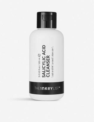 The INKEY List Salicylic Acid Cleanser 150ml