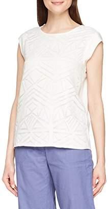 Esprit Women's 048eo1k001 Vest,Medium
