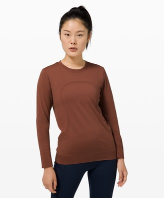 Lululemon Swiftly Breathe Long Sleeve