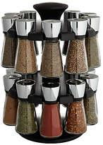 Cole & Mason Hudson 20 Jar Filled Spice Carousel