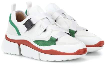 Chloé Sonnie sneakers