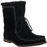 The Sak Suede Leather Lace-up Ankle Boots - Josie