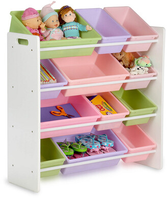 Honey-Can-Do Kids' 12-Bin Storage Organizer