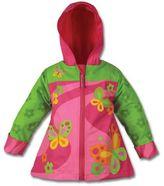 Stephen Joseph Butterfly Raincoat in Pink