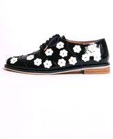F-Troupe Daisy Saddle Shoe