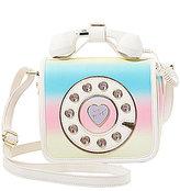 Betsey Johnson Mini Phone Cross-Body Bag