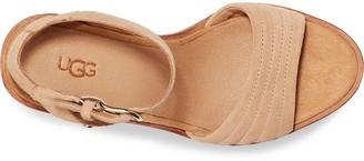 UGG Laynce Wedge Sandal - Bronze