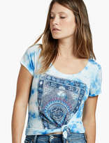 Lucky Brand Tarot Eye Tee