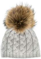 Il Gufo cable knit hat