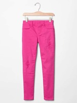 Gap 1969 Rip & Repair High Stretch Jeggings