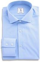 Maker & Company Men's Regular Fit Solid Dress Shirt