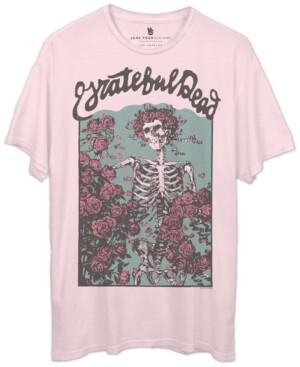 Junk Food Clothing Cotton Grateful Dead T-Shirt