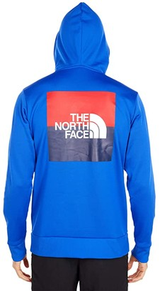 The North Face Surgent USA Box Pullover Hoodie (TNF Blue) Men's Clothing