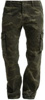 Alpha Industries Jet Cargo Trousers Olive Camo