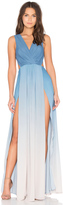 The Jetset Diaries x Revolve Caribbean Ombre Maxi Dress