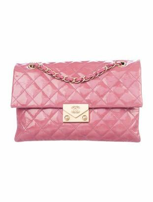 Chanel Pagoda Accordion Flap Bag Pink