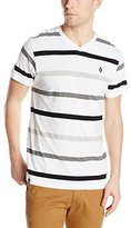 Akademiks Men's Monarch Striped T-Shirt