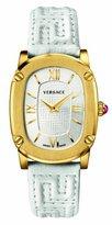 Versace Women's VNB040014 COUTURE Analog Display Swiss Quartz White Watch