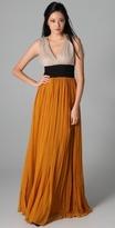 By Malene Birger Emeline Colorblock Gown