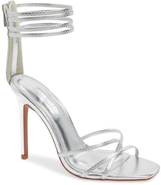 Topshop Rich Strappy Stiletto Sandal