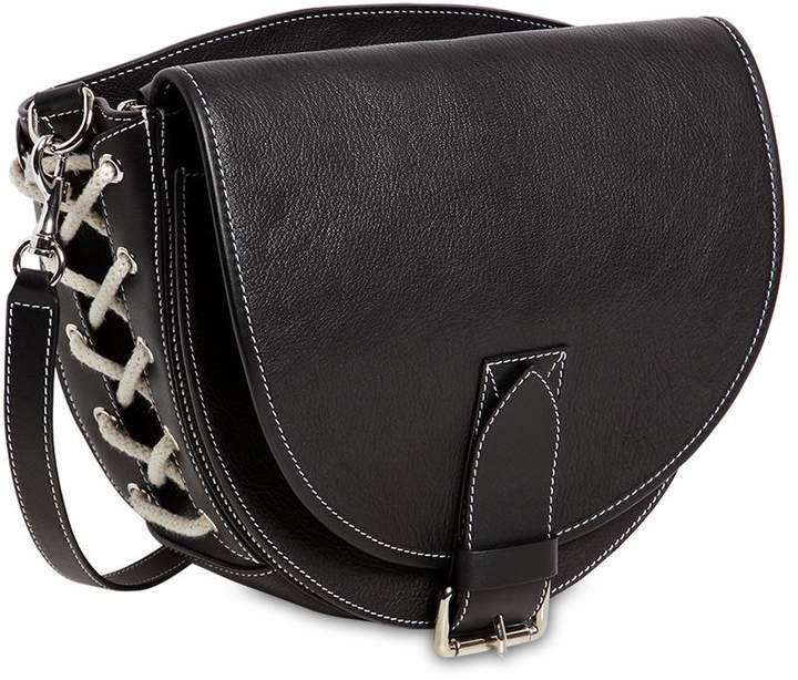 J.W.Anderson Saddle Leather Shoulder Bag