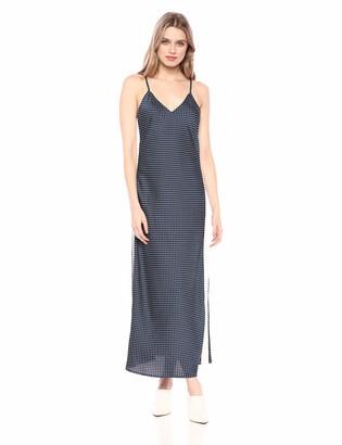 The Fifth Label Women's Fountain Sleeveless Printed Long Maxi Slip Dress