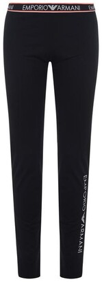 Emporio Armani Band Leggings