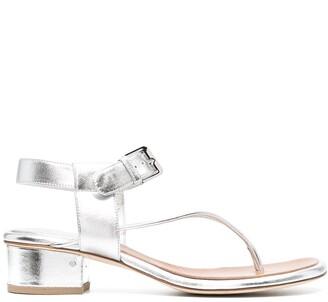 Laurence Dacade Bosphore block heel sandals