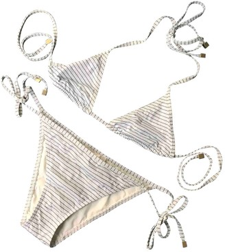 Chloé Blue Synthetic Swimwear