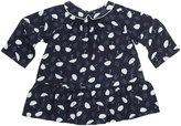 Marie Chantal Baby GirlPiped Umbrella Dress