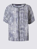 Marks and Spencer Short Sleeve Shell Top