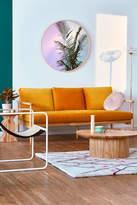 Urban Outfitters Minna Velvet Sofa