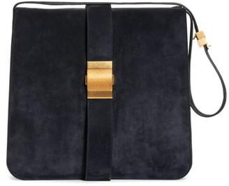Bottega Veneta Marie Suede Shoulder Bag