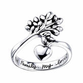 Footnotes Womens Cocktail Ring