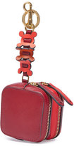 Anya Hindmarch Double-Zip Circulus Coin Purse, Red