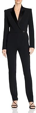David Koma Tuxedo Tailored Jumpsuit