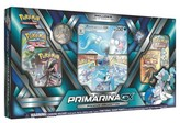 Pokemon 2017 Trading Card GX Premium Box featuring Primarina