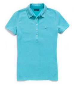 Tommy Hilfiger Women's Oxford Polo