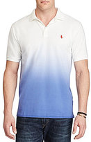 Polo Ralph Lauren Big & Tall Cloud Dye Ombre Short-Sleeve Polo Shirt