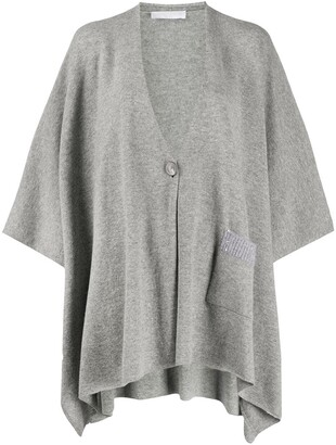 Fabiana Filippi Draped Cardigan