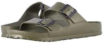 Birkenstock Arizona Essentials (Khaki EVA) Men's Sandals