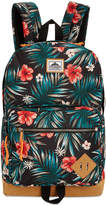Steve Madden Steven Men's Floral-Print Backpack