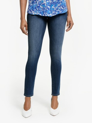 DL1961 Florence Mid Rise Skinny Jeans, Pacific
