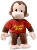 "Gund Kids Toys, 16"" Curious George Toy"