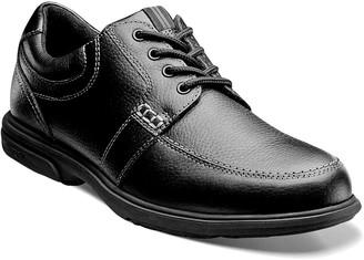 Nunn Bush Carlin Moc Toe Lace-Up Shoe