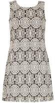 Dorothy Perkins Womens *Izabel London Multi Black Lace Dress