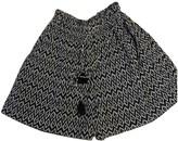 Masscob Black Cotton Shorts for Women
